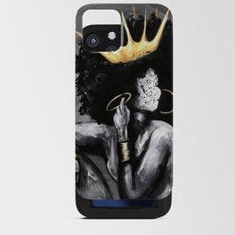 Naturally Queen VI iPhone Card Case