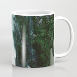 Milford Sound Waterfall Coffee Mug