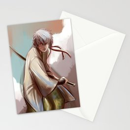 Gintoki Stationery Cards