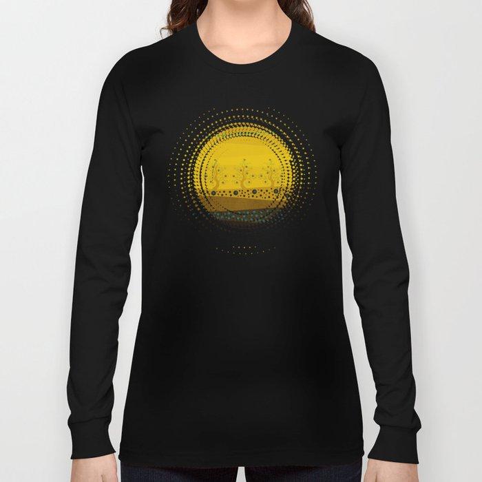 Color/Landscape 3 Long Sleeve T-shirt