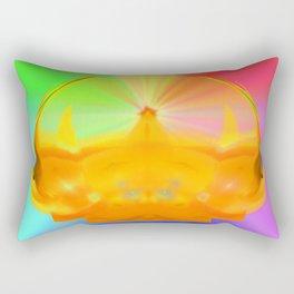 Lightning area Rectangular Pillow