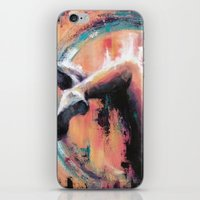 charlie iPhone & iPod Skins featuring Charlie by Andrea Creates