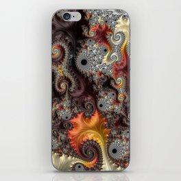 Elegance - Fractal Art iPhone Skin