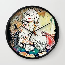 Drawing Room Wall Clock