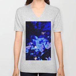 Cosmic Love Vibes Unisex V-Neck