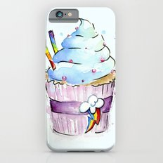 Rainbow Dash Cupcake Sweets Food iPhone 6s Slim Case