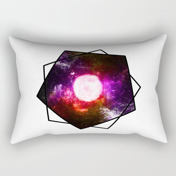 Sacred Moon Rectangular Pillow
