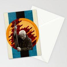 Zatoichi, the blind swordsman Stationery Cards