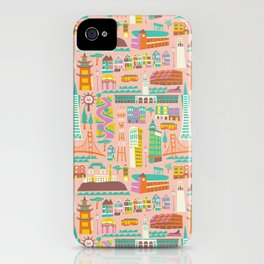Going to San Francisco iPhone Case