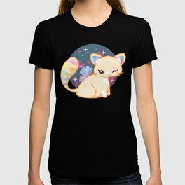 Pastel + Kitty T-shirt