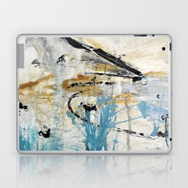 Sea view from Golden-Cap, Dorset Laptop & iPad Skin
