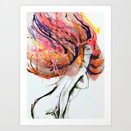 ill866 Art Print