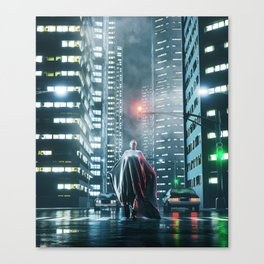 OVER EXPO Canvas Print