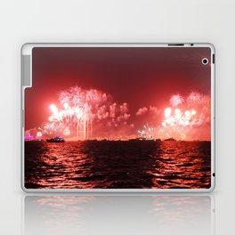 New Year's Eve at Burj Al Arab Laptop & iPad Skin