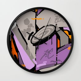 ZENITH Wall Clock