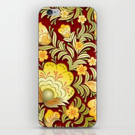 Art Flowers V2 iPhone Skin