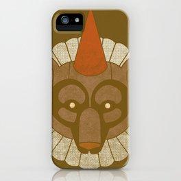 Circusbear iPhone Case