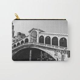 Venice Italy, Rialto bridge Carry-All Pouch