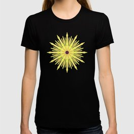 A starburst of sunflowers T-shirt