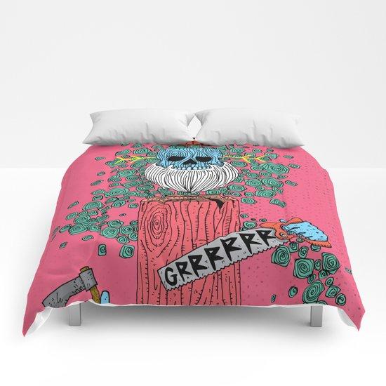 Lumber 1 Comforters
