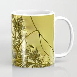 Golden Entanglement Coffee Mug
