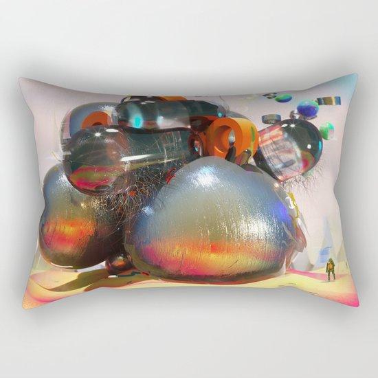 Fourem Rectangular Pillow
