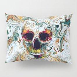 Skull Pillow Sham