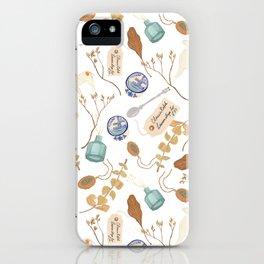 Travel Souvenir iPhone Case