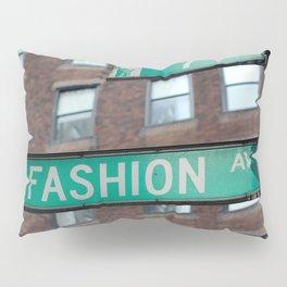 Birdflower Abstract Pillow Sham