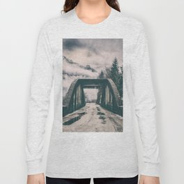 Silence bridge Long Sleeve T-shirt