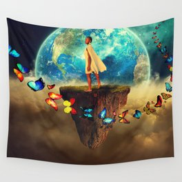The sweet escape Wall Tapestry