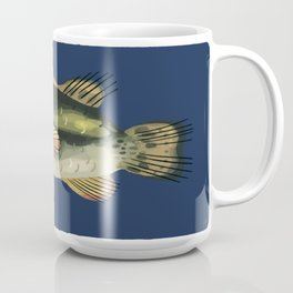 Black Bass Coffee Mug