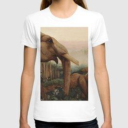 "Kala Nag from Kipling's ""Toomai of the Elephants"" T-shirt"