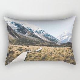 Mt Cook/Aoraki Rectangular Pillow