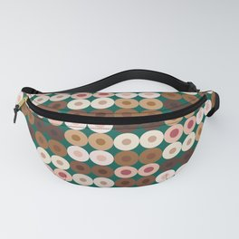 Breast Wishes (green) Fanny Pack