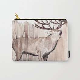 Surreal Stag Carry-All Pouch