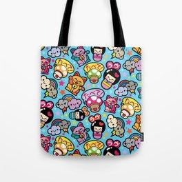 Harajuku Love Tote Bag