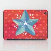 starfish iPad Cases featuring Starfish by Anoosha Syed