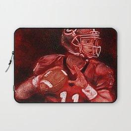 Aaron Murray of UGA Bulldogs Football Laptop Sleeve