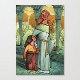 Lady Igraine Canvas Print