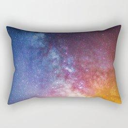 The Big Bang (Color) Rectangular Pillow