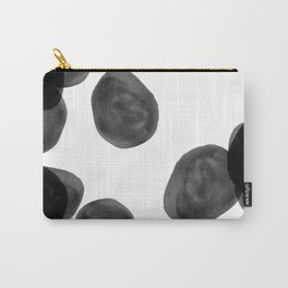 black balls Carry-All Pouch