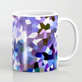 Ultraviolet Mountains Moon Love Coffee Mug