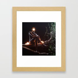 Nightowl Framed Art Print