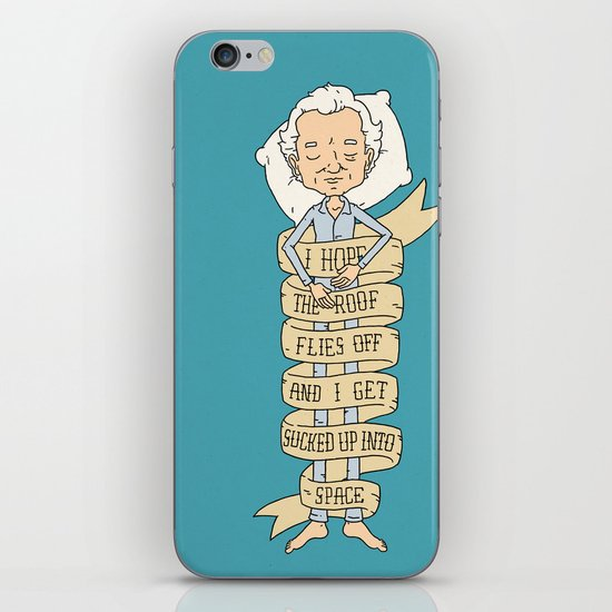 Walt (Alternate) iPhone & iPod Skin