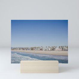 California Dreamin - Venice Beach Mini Art Print