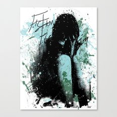 In Pieces Canvas Print