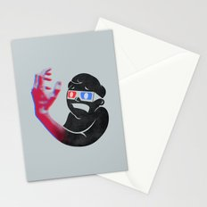 Now in Eye-Popping 3D! Stationery Cards