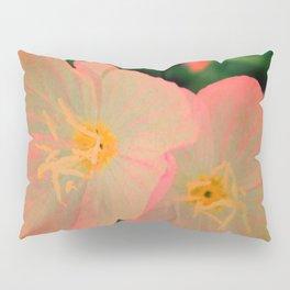 2 Tangerine Flowers | Flower | Nadia Bonello | Canada Pillow Sham