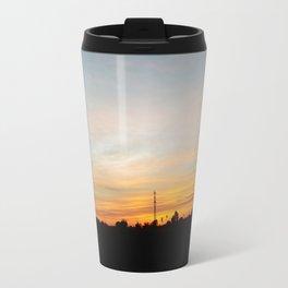 Beautiful sunset Travel Mug